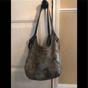 Rough and Tumble Leather Purse